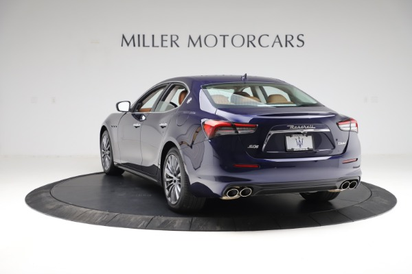 New 2021 Maserati Ghibli S Q4 for sale $86,954 at Alfa Romeo of Westport in Westport CT 06880 5