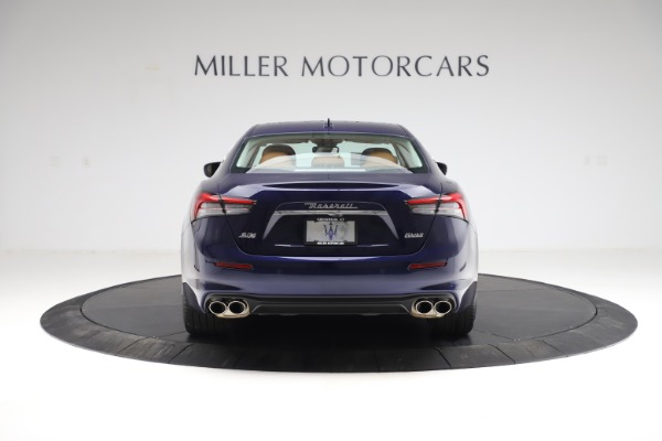 New 2021 Maserati Ghibli S Q4 for sale $86,954 at Alfa Romeo of Westport in Westport CT 06880 6