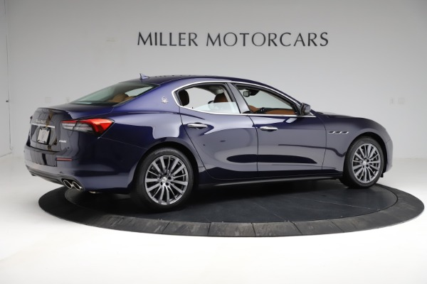 New 2021 Maserati Ghibli S Q4 for sale $86,954 at Alfa Romeo of Westport in Westport CT 06880 8