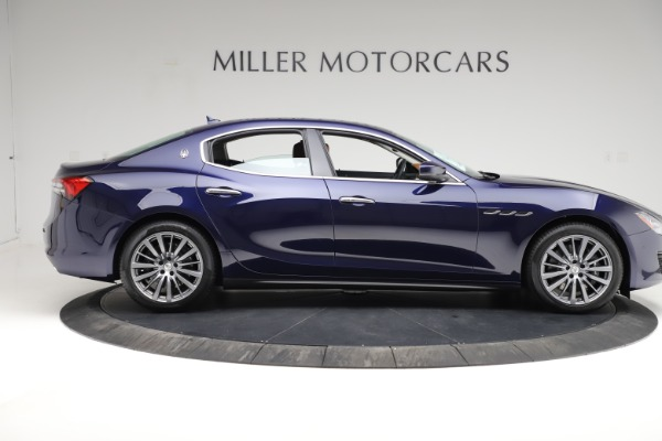 New 2021 Maserati Ghibli S Q4 for sale $86,954 at Alfa Romeo of Westport in Westport CT 06880 9