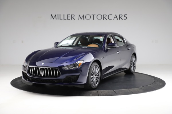 New 2021 Maserati Ghibli S Q4 for sale $86,954 at Alfa Romeo of Westport in Westport CT 06880 1