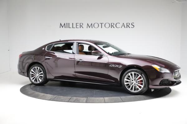 New 2021 Maserati Quattroporte S Q4 for sale $114,149 at Alfa Romeo of Westport in Westport CT 06880 10