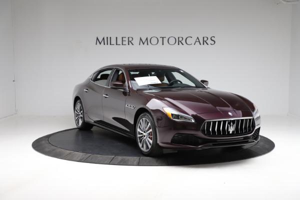 New 2021 Maserati Quattroporte S Q4 for sale $114,149 at Alfa Romeo of Westport in Westport CT 06880 11