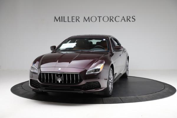 New 2021 Maserati Quattroporte S Q4 for sale $114,149 at Alfa Romeo of Westport in Westport CT 06880 12