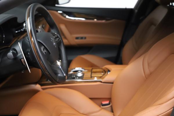 New 2021 Maserati Quattroporte S Q4 for sale $114,149 at Alfa Romeo of Westport in Westport CT 06880 14