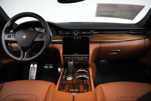 New 2021 Maserati Quattroporte S Q4 for sale $114,149 at Alfa Romeo of Westport in Westport CT 06880 16