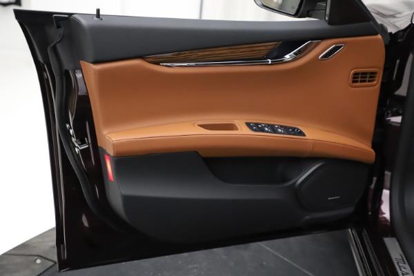 New 2021 Maserati Quattroporte S Q4 for sale $114,149 at Alfa Romeo of Westport in Westport CT 06880 17