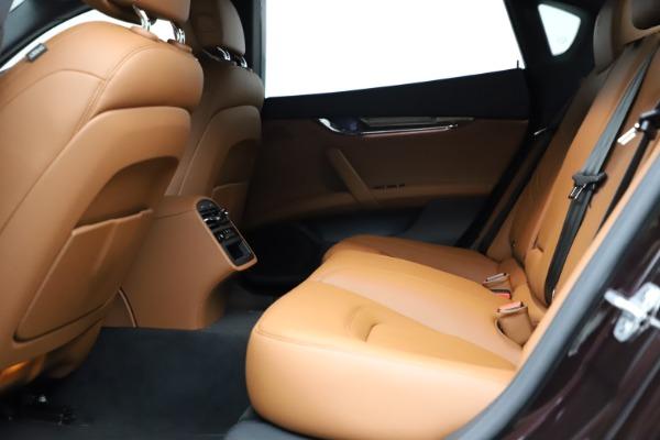 New 2021 Maserati Quattroporte S Q4 for sale $114,149 at Alfa Romeo of Westport in Westport CT 06880 18