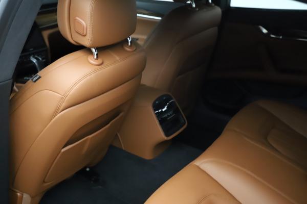 New 2021 Maserati Quattroporte S Q4 for sale $114,149 at Alfa Romeo of Westport in Westport CT 06880 19