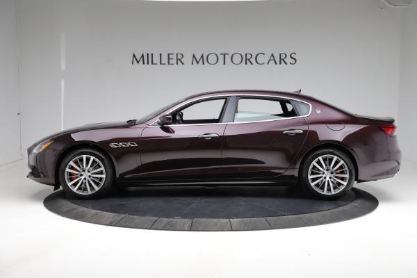 New 2021 Maserati Quattroporte S Q4 for sale $114,149 at Alfa Romeo of Westport in Westport CT 06880 2