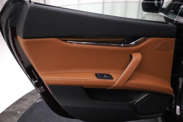 New 2021 Maserati Quattroporte S Q4 for sale $114,149 at Alfa Romeo of Westport in Westport CT 06880 20