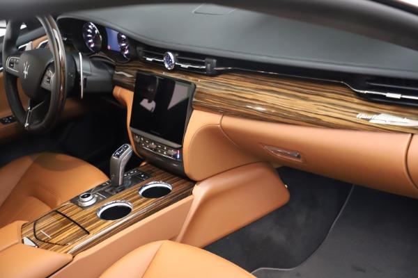 New 2021 Maserati Quattroporte S Q4 for sale $114,149 at Alfa Romeo of Westport in Westport CT 06880 21