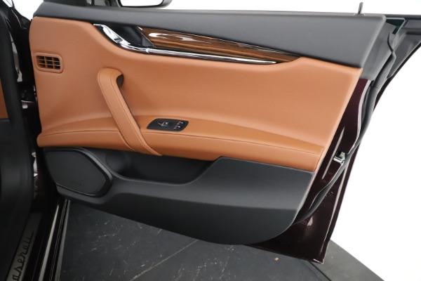New 2021 Maserati Quattroporte S Q4 for sale $114,149 at Alfa Romeo of Westport in Westport CT 06880 22