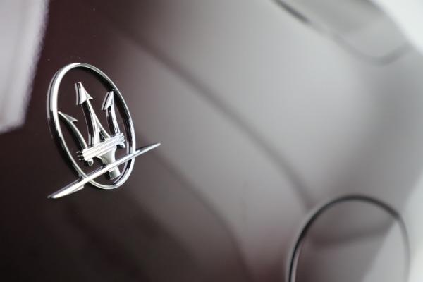 New 2021 Maserati Quattroporte S Q4 for sale $114,149 at Alfa Romeo of Westport in Westport CT 06880 23