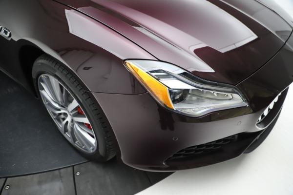New 2021 Maserati Quattroporte S Q4 for sale $114,149 at Alfa Romeo of Westport in Westport CT 06880 24