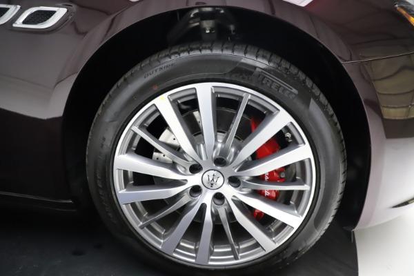 New 2021 Maserati Quattroporte S Q4 for sale $114,149 at Alfa Romeo of Westport in Westport CT 06880 25