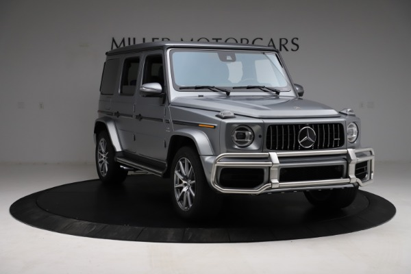 Used 2021 Mercedes-Benz G-Class AMG G 63 for sale $219,900 at Alfa Romeo of Westport in Westport CT 06880 11