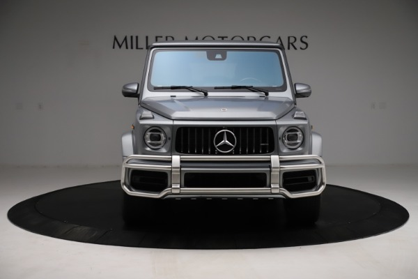 Used 2021 Mercedes-Benz G-Class AMG G 63 for sale $219,900 at Alfa Romeo of Westport in Westport CT 06880 12