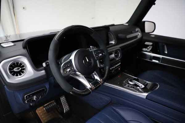 Used 2021 Mercedes-Benz G-Class AMG G 63 for sale $219,900 at Alfa Romeo of Westport in Westport CT 06880 13