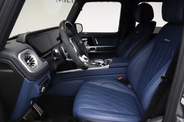 Used 2021 Mercedes-Benz G-Class AMG G 63 for sale $219,900 at Alfa Romeo of Westport in Westport CT 06880 14