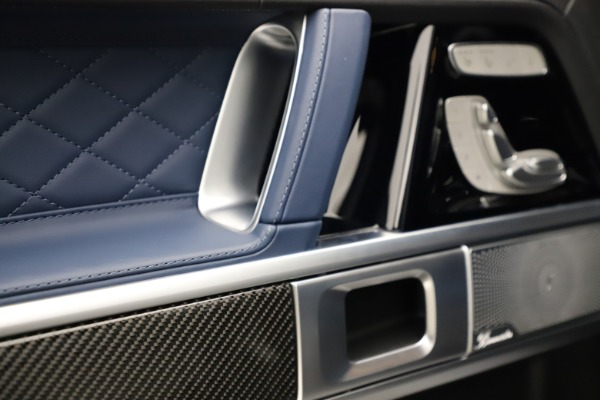 Used 2021 Mercedes-Benz G-Class AMG G 63 for sale $219,900 at Alfa Romeo of Westport in Westport CT 06880 17