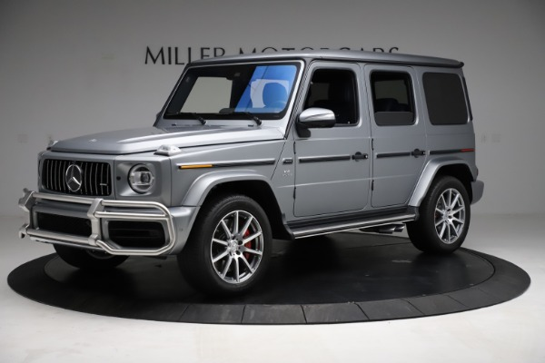 Used 2021 Mercedes-Benz G-Class AMG G 63 for sale $219,900 at Alfa Romeo of Westport in Westport CT 06880 2