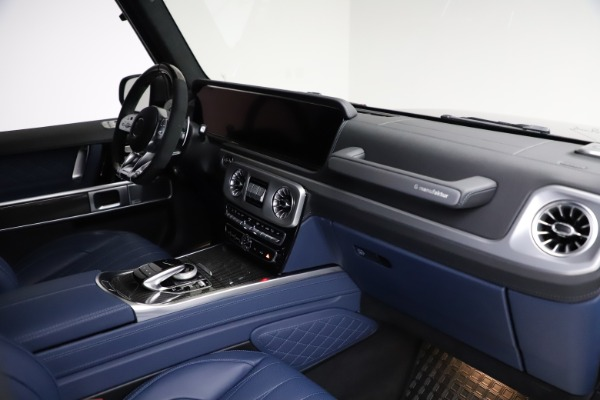 Used 2021 Mercedes-Benz G-Class AMG G 63 for sale $219,900 at Alfa Romeo of Westport in Westport CT 06880 21