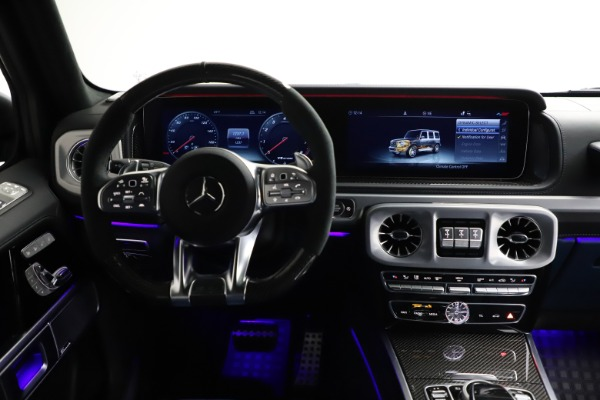 Used 2021 Mercedes-Benz G-Class AMG G 63 for sale $219,900 at Alfa Romeo of Westport in Westport CT 06880 25