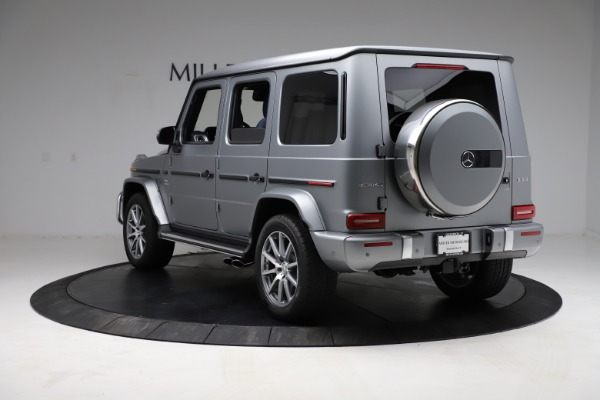 Used 2021 Mercedes-Benz G-Class AMG G 63 for sale $219,900 at Alfa Romeo of Westport in Westport CT 06880 5