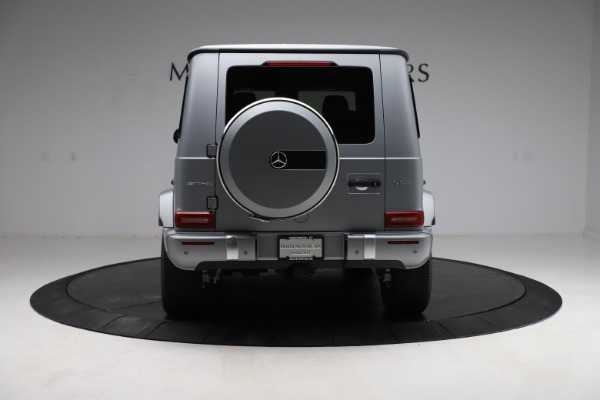 Used 2021 Mercedes-Benz G-Class AMG G 63 for sale $219,900 at Alfa Romeo of Westport in Westport CT 06880 6