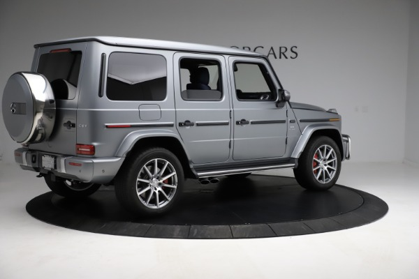 Used 2021 Mercedes-Benz G-Class AMG G 63 for sale $219,900 at Alfa Romeo of Westport in Westport CT 06880 8