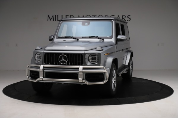 Used 2021 Mercedes-Benz G-Class AMG G 63 for sale $219,900 at Alfa Romeo of Westport in Westport CT 06880 1