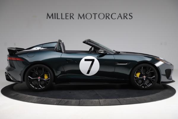 Used 2016 Jaguar F-TYPE Project 7 for sale $225,900 at Alfa Romeo of Westport in Westport CT 06880 11