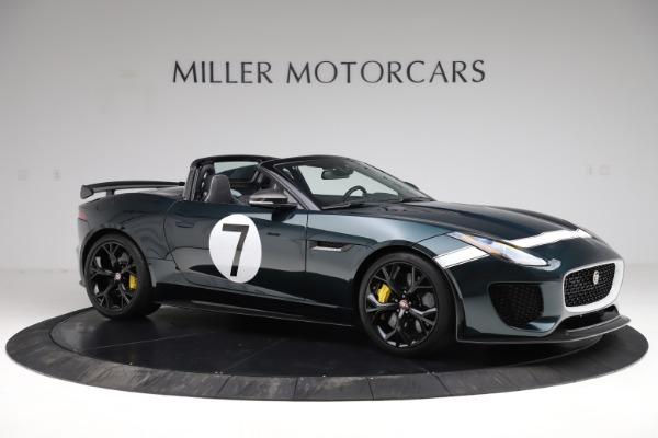 Used 2016 Jaguar F-TYPE Project 7 for sale $225,900 at Alfa Romeo of Westport in Westport CT 06880 12