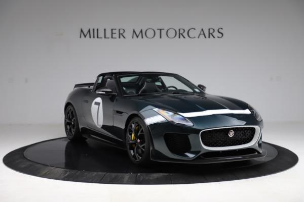 Used 2016 Jaguar F-TYPE Project 7 for sale $225,900 at Alfa Romeo of Westport in Westport CT 06880 13