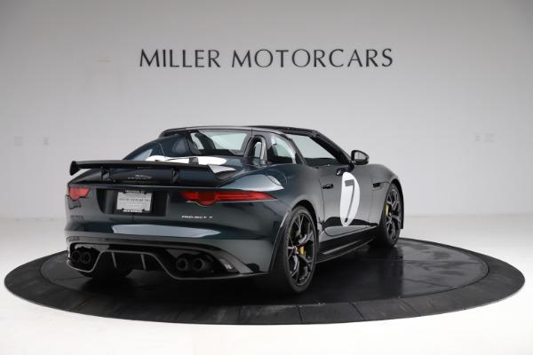Used 2016 Jaguar F-TYPE Project 7 for sale $225,900 at Alfa Romeo of Westport in Westport CT 06880 17