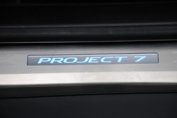 Used 2016 Jaguar F-TYPE Project 7 for sale $225,900 at Alfa Romeo of Westport in Westport CT 06880 22