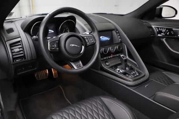 Used 2016 Jaguar F-TYPE Project 7 for sale $225,900 at Alfa Romeo of Westport in Westport CT 06880 23