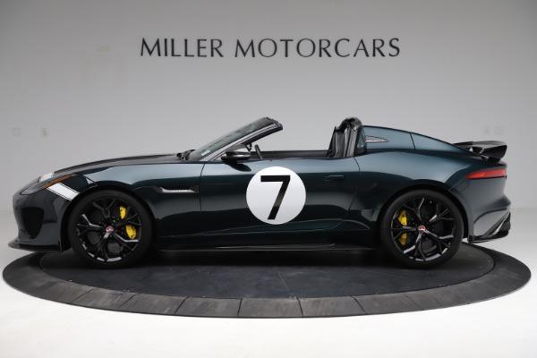 Used 2016 Jaguar F-TYPE Project 7 for sale $225,900 at Alfa Romeo of Westport in Westport CT 06880 3