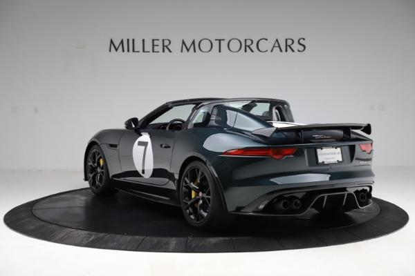 Used 2016 Jaguar F-TYPE Project 7 for sale $225,900 at Alfa Romeo of Westport in Westport CT 06880 7