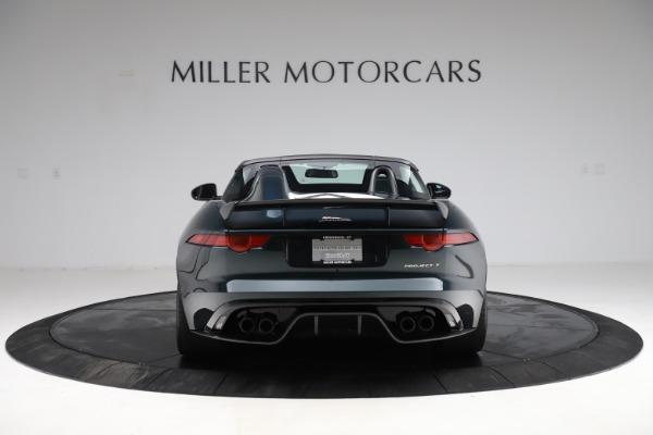 Used 2016 Jaguar F-TYPE Project 7 for sale $225,900 at Alfa Romeo of Westport in Westport CT 06880 8