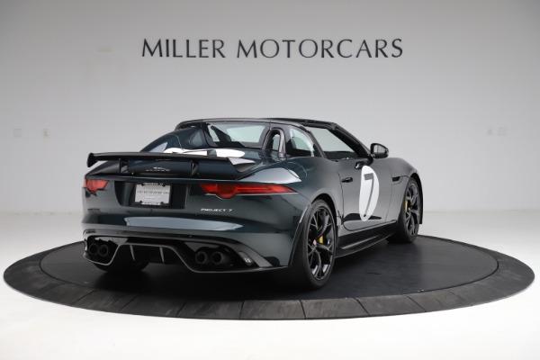 Used 2016 Jaguar F-TYPE Project 7 for sale $225,900 at Alfa Romeo of Westport in Westport CT 06880 9
