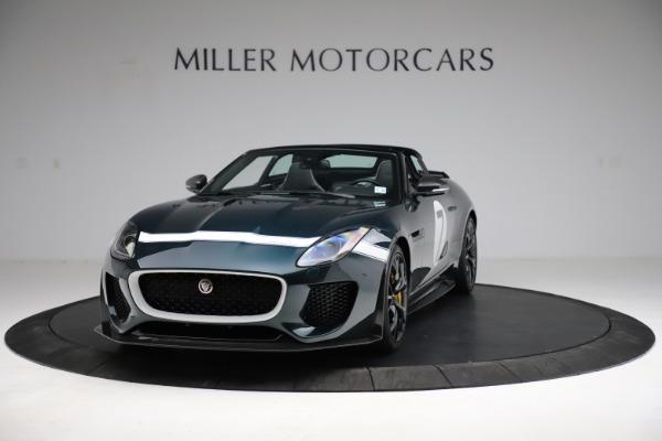 Used 2016 Jaguar F-TYPE Project 7 for sale $225,900 at Alfa Romeo of Westport in Westport CT 06880 1