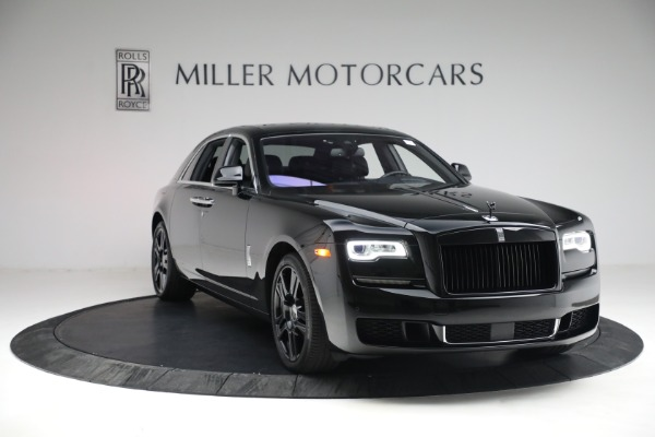 Used 2018 Rolls-Royce Ghost for sale $249,900 at Alfa Romeo of Westport in Westport CT 06880 10