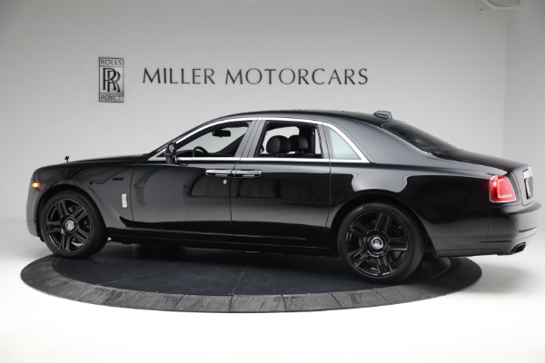 Used 2018 Rolls-Royce Ghost for sale $249,900 at Alfa Romeo of Westport in Westport CT 06880 4