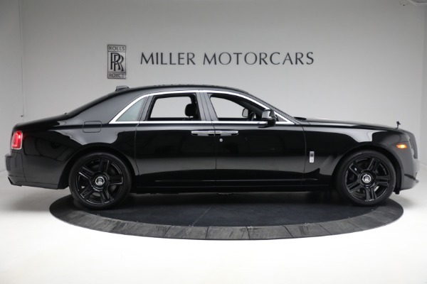 Used 2018 Rolls-Royce Ghost for sale $249,900 at Alfa Romeo of Westport in Westport CT 06880 8