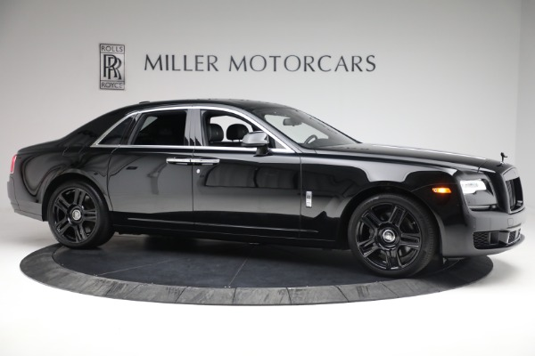 Used 2018 Rolls-Royce Ghost for sale $249,900 at Alfa Romeo of Westport in Westport CT 06880 9