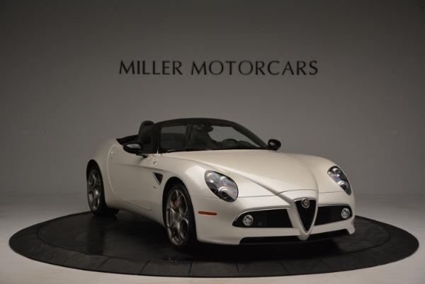 Used 2009 Alfa Romeo 8C Competizione Spider for sale $345,900 at Alfa Romeo of Westport in Westport CT 06880 11