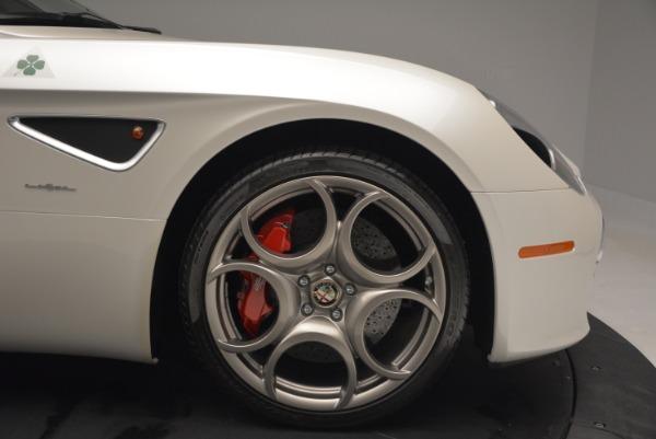 Used 2009 Alfa Romeo 8C Competizione Spider for sale $345,900 at Alfa Romeo of Westport in Westport CT 06880 19