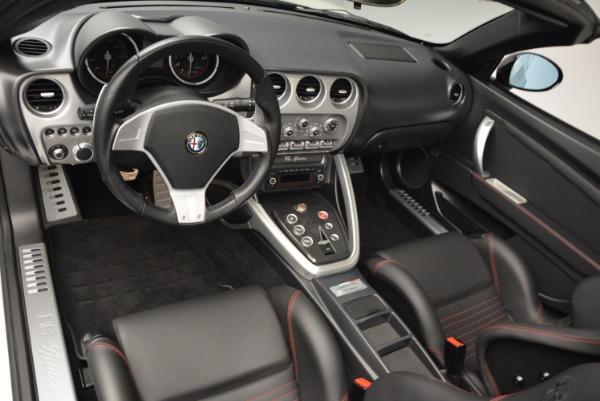 Used 2009 Alfa Romeo 8C Competizione Spider for sale $345,900 at Alfa Romeo of Westport in Westport CT 06880 20